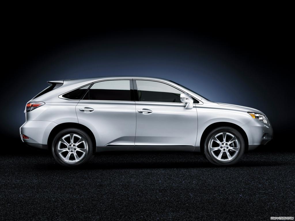 Фото 2012 Lexus RX Кроссовер.