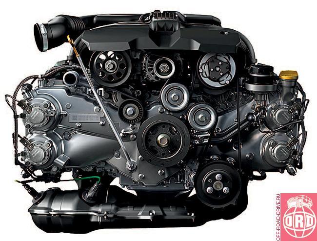 Компания Subaru представила новый оп…