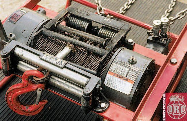 Тросоукладчик для мотолебедки своими руками 95