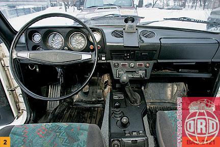 Среднебазная «Фора» ВАЗ-21218