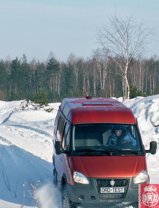 ГАЗ-27527-398 «Соболь Бизнес»
