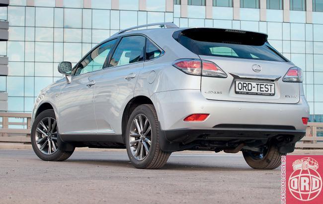 Лексус 350 rx мужская или женская машина автомобильные колонки pioneer ts-a 2011 характеристики отзывы