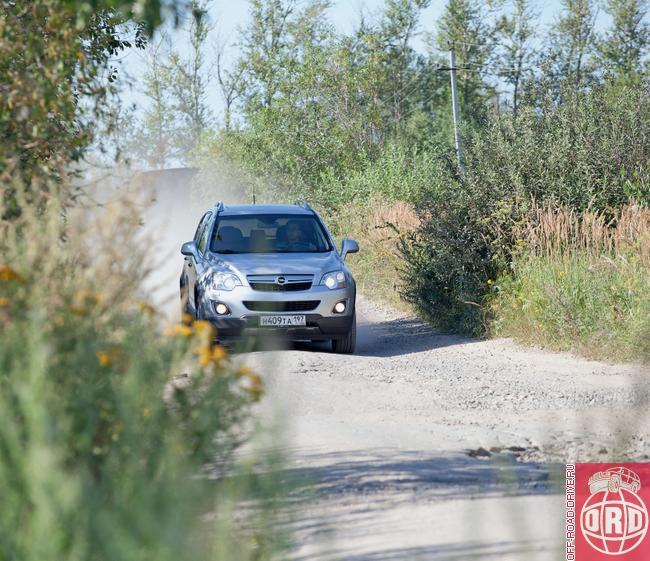 Opel Antara 3,0 (258 л.с.) 6АТ