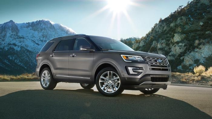 Обновленный Ford Explorer